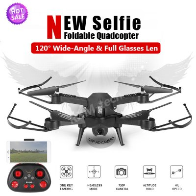 New Foldable FPV Wifi Quadcopter RXMSPRAY90