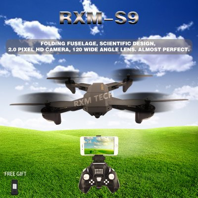 RXM New Foldable 2.4G Wifi FPV R/C Quadcopter