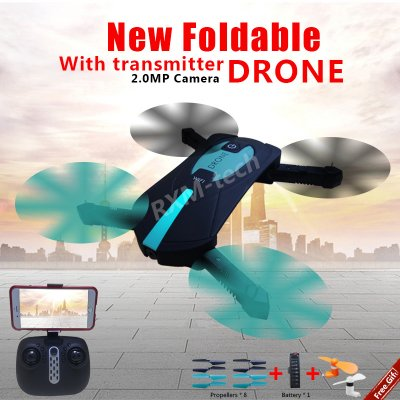 New RXM H38TR Foldable Drone Quadcorpter with Transmitter
