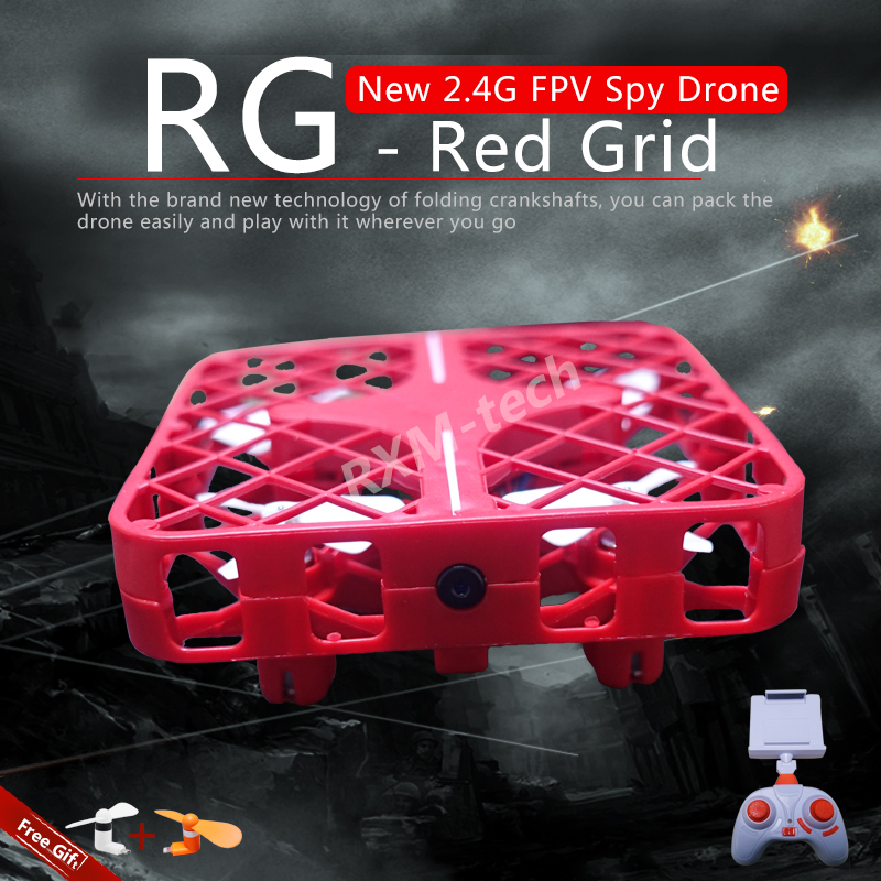 Mini Fan Drone (Red) with logo1 G1.jpg
