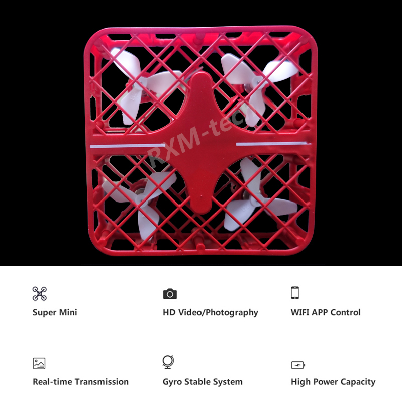 Mini Fan Drone (Red) with logo4 G1.jpg