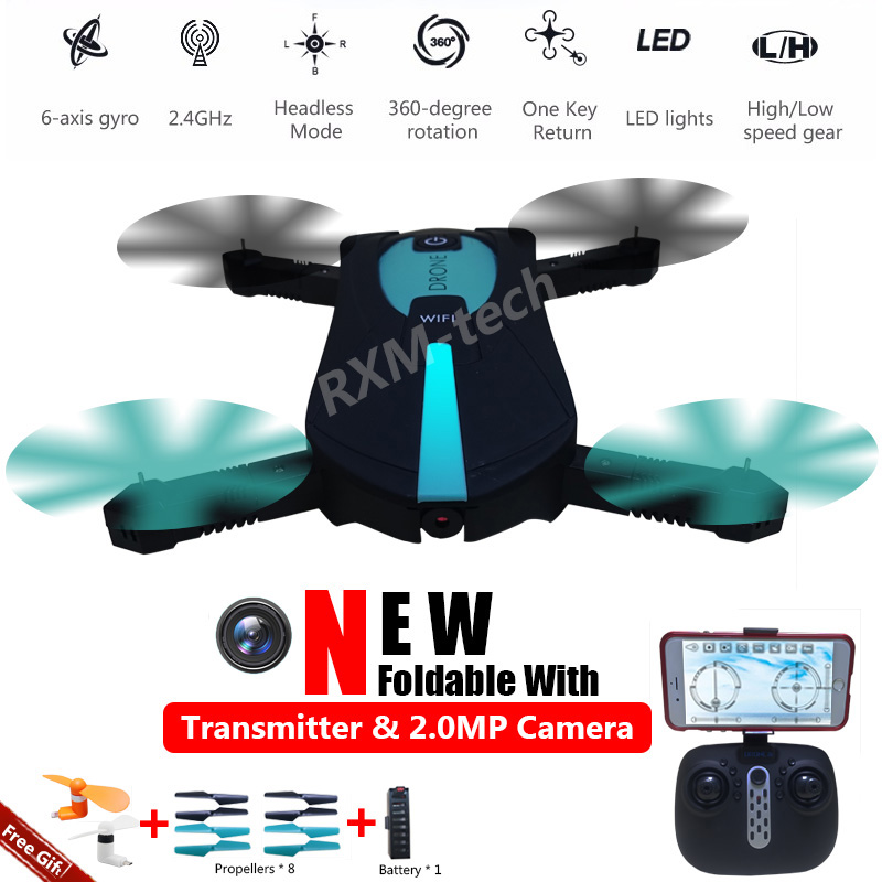 JY018 Pocket Drone Black with logo10.jpg