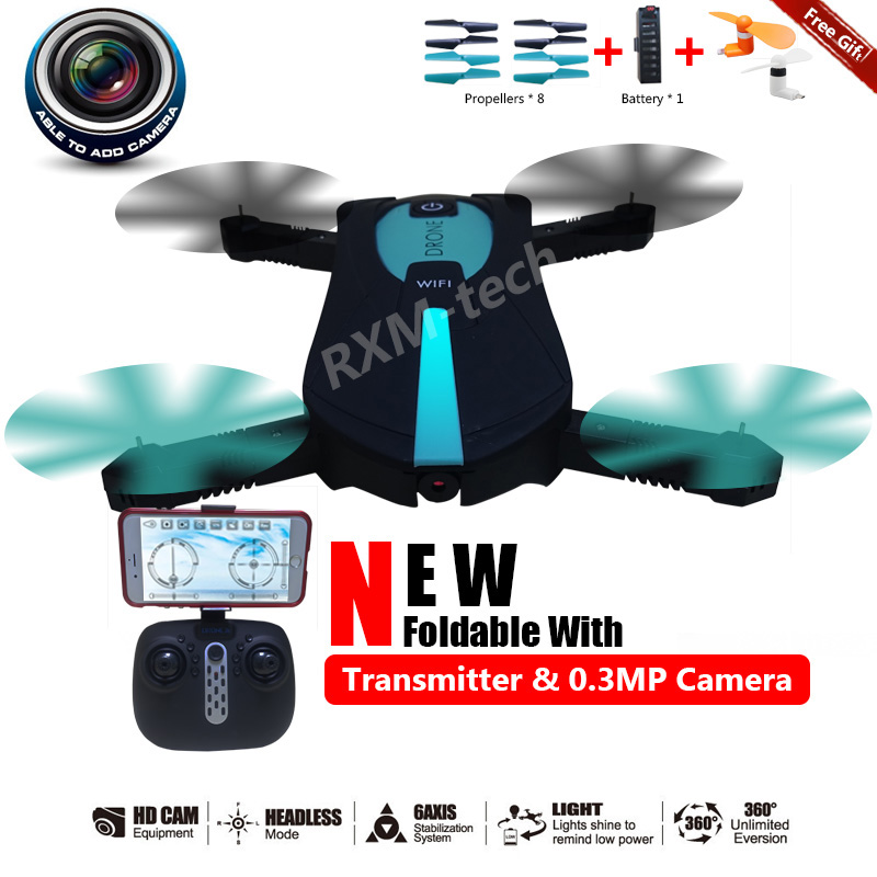 JY018 Pocket Drone Black with logo17.jpg